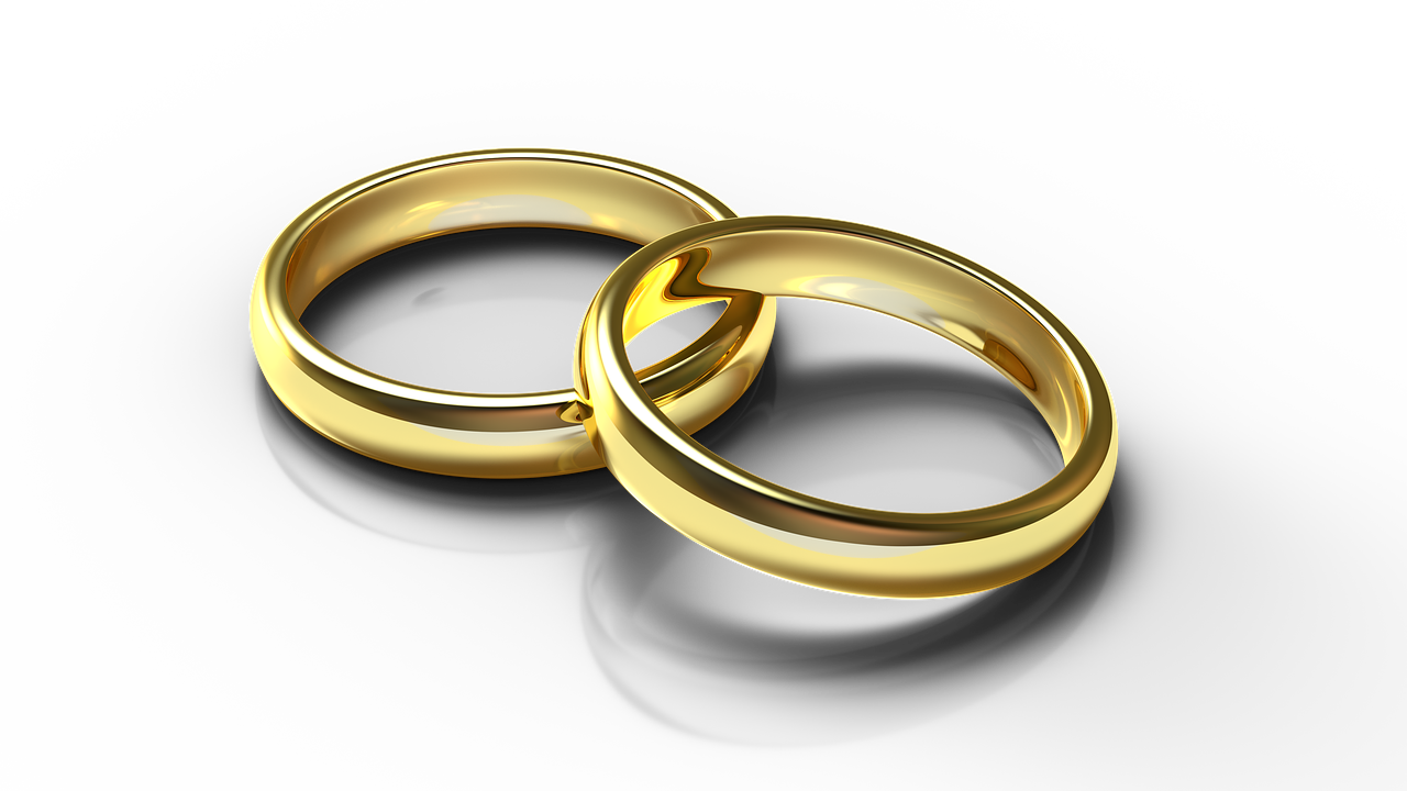 Bent u al getrouwd?
